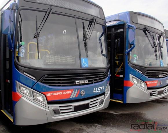 ônibus da radial transporte