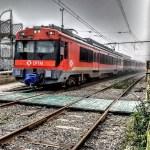 Trem série 2100 da CPTM Linha 10-Turquesa