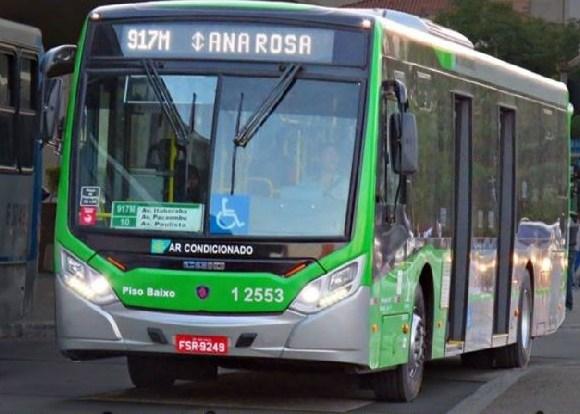 Bus Brasil Fest Linha 917M Ponte do Limão