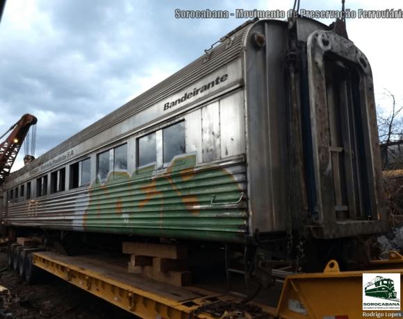 preservação Budd Preservação Ferroviária