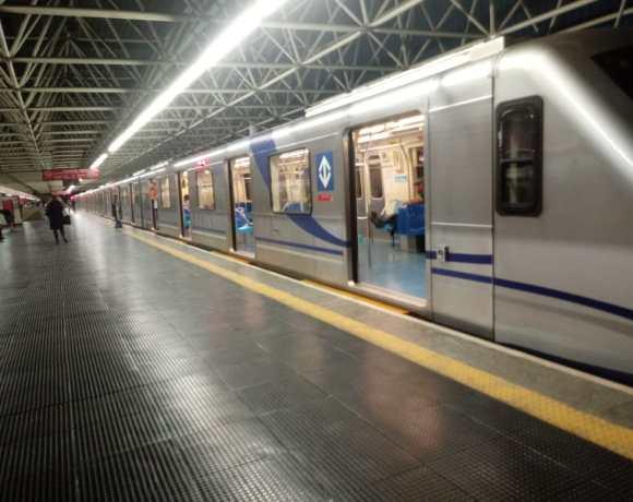 CBTC na Linha 3-Vermelha