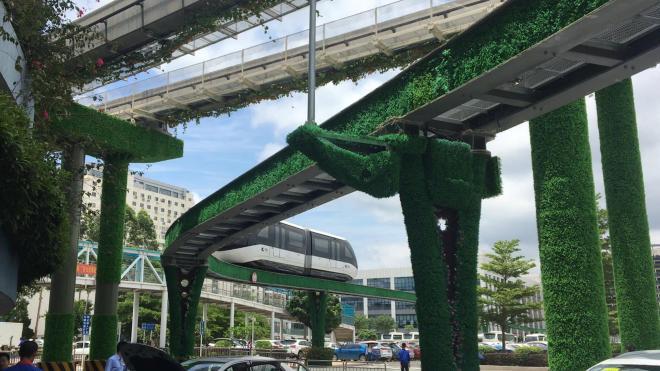 Ligação Linha 13-Jade x Aeroporto