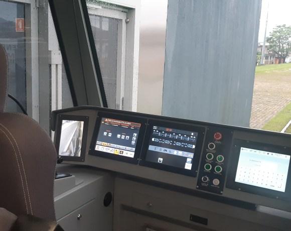 Cabine do VLT