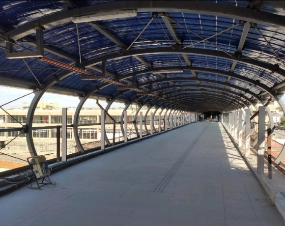 Estação e Terminal de ônibus Vila Sônia