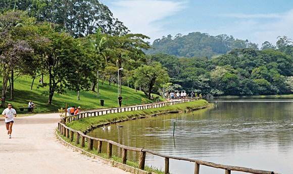 parques de São Paulo