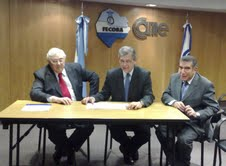 Photo of BANCO CIUDAD Y CAME FIRMAN IMPORTANTE ACUERDO