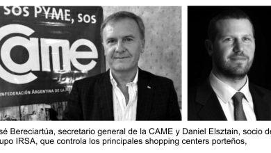 Photo of CAME/FECOBA VS IRSA POR EL DESCANSO DOMINICAL EN SHOPINGS