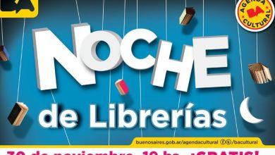 Photo of LA NOCHE DE LAS LIBRERÍAS