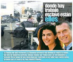 Photo of EL CUÑADO DE MACRI A LA JUSTICIA POR TRABAJO ESCLAVO
