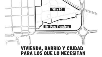 Photo of URBANIZACIÓN DE LA VILLA 20: EL PRO Y LOS OCUPANTES DEL PREDIO PRESENTARON SUS PLANES