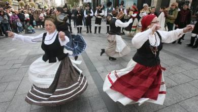 Photo of GALICIA INVITA A LOS PORTEÑOS A UNA MUIÑEIRA MASIVA