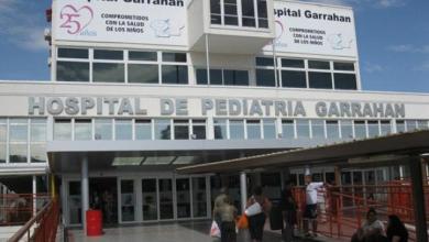Photo of EL FUNCIONAMIENTO DEL HOSPITAL GARRAHAN SE VERÁ AFECTADO POR LA REDUCCIÓN DE MÁS DEL 18% DEL PRESUPUESTO POR PARTE DEL GOBIERNO DE LA CIUDAD
