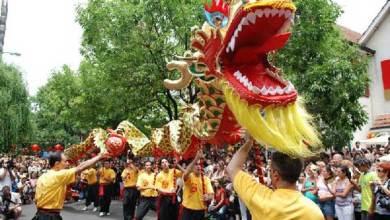 Photo of AÑO NUEVO CHINO EN BELGRANO