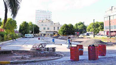 Photo of NUEVA TERMINAL PARA COMBIS EN EL BAJO PORTEÑO