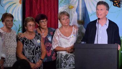 Photo of Macri anunció un pago extra de $500 para jubilados y beneficiarios de AUH