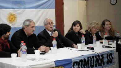 Photo of La Cátedra itinerante Aldo Ferrer contó con la presencia de Jorge Taiana