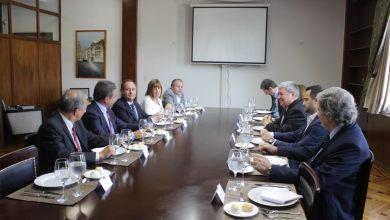 Photo of La AGC se reunió con Fuerzas de seguridad federales
