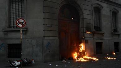 Photo of Ataque a la Legislatura porteña