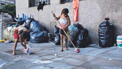 Photo of Ciudad de Buenos Aires: preocupación por los niños y niñas en situación de calle