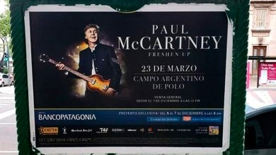 "Photo of Vuelve McCartney a la Argentina: ""Se viene otra memorable experiencia en camino"""
