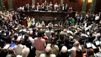 Photo of Un nuevo aniversario del retorno de la democracia llevó paz a una Legislatura polarizada