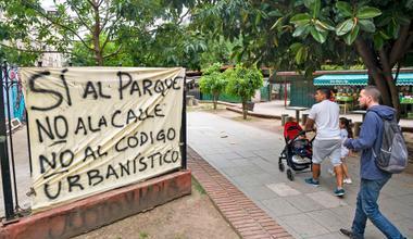 Photo of Abrirán una calle en Parque Rivadavia