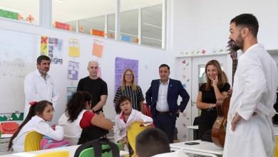 Photo of El GCABA abre una nueva escuela en Lugano