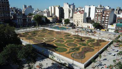 Photo of «Hay una fisonomía de las plazas donde desaparece el verde por cemento»