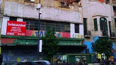 Photo of Cine Teatro Taricco: el inmueble apareció a la venta