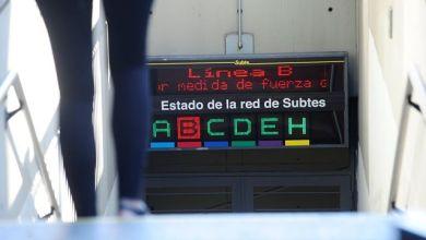 Photo of El Gobierno porteño reabre estaciones del subte