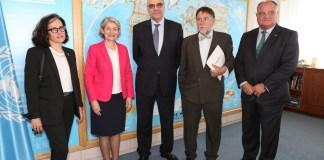La Fundación Abertis ha dado a conocer en París el Centro Internacional UNESCO para las Reservas de las Biosferas Mediterráneas, durante una sesión del Consejo Internacional de Coordinación del Programa Man and the Biosphere (MaB) auspiciado por la organización internacional.