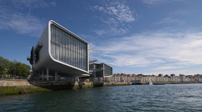 La Fundación Botín inaugura hoy el Centro Botín en Santander