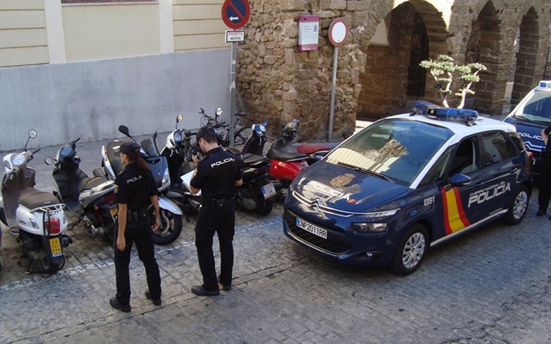 Academia de Oposiciones de Policía Nacional