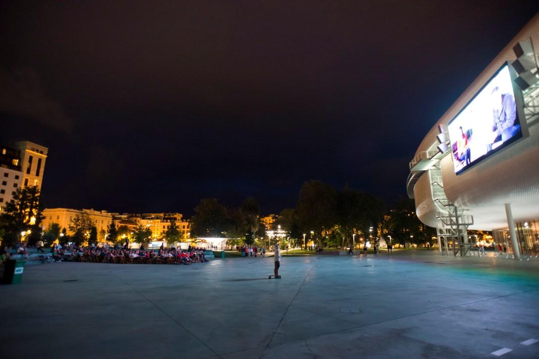 Música, cine y arte en el Centro Botín