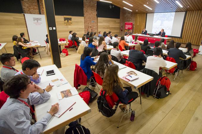 La Fundación Botín resuelve el fallo de las Becas Universitarias para el curso 2017-2018