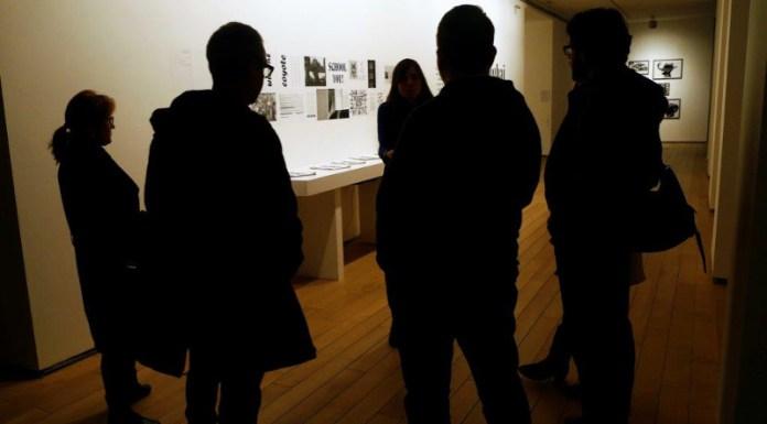 Avanzan actividades artísticas en torno a la exposición de Julie Mehrethu de la Fundación Botín