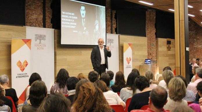 La Fundación Botín invita a participar en una nueva sesión del Ciclo 'La educación que queremos'