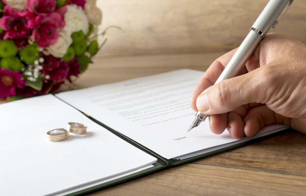 Traducción oficial matrimonio