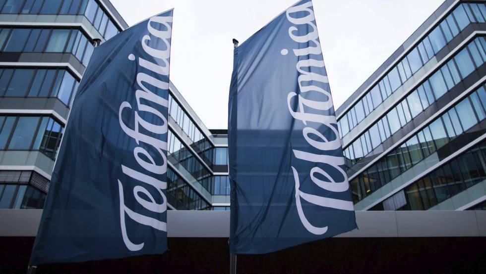 Telefónica. Compañía telecomunicaciones española
