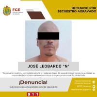 A prisión preventiva presunto secuestrador