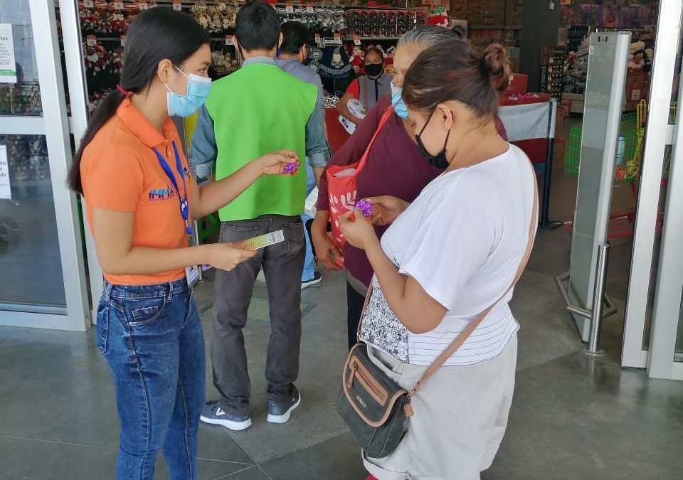Atención de mujeres víctimas de violencia es prioridad para el Gobierno de Tuxpan