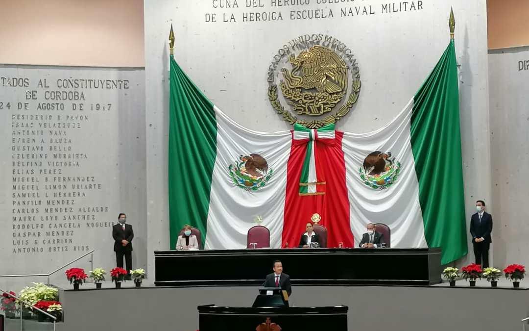 Destaca Cuitláhuac disminución en incidencia delictiva en Veracruz