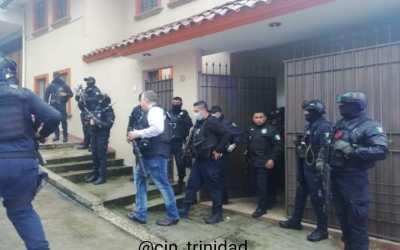 Enfrentamiento entre delincuentes y policías en Xalapa por liberación de personas privada de su libertad