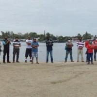 Los pescadores, amigos y aliados: Arturo Esquitín