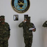 La Secretaría de Marina-Armada deMéxico realiza Ceremonia de Cambio de Mandode Armas en la Fuerza Naval del Golfo en Tuxpan, Veracruz