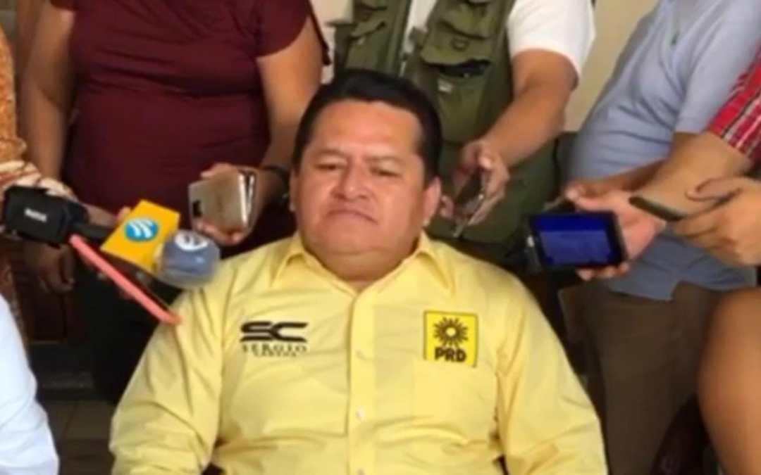 Alerta PRD por situaciones de riesgo en 20 municipios, pide a gobierno protocolos de seguridad para candidatos