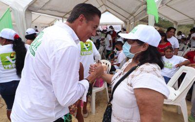 Instituto del Emprendimiento y de Capacitaciónpara el sector turístico en Tuxpan: Beto Silva