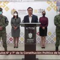 Legalizada detención del Z45, anuncia Gobernador Cuitlahuac García