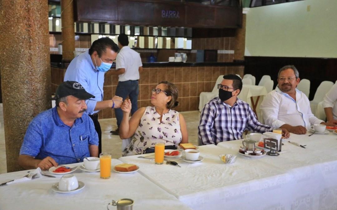 Tuxpan lo tiene todo para ser destino turístico y generar más empleos: Pepe Mancha