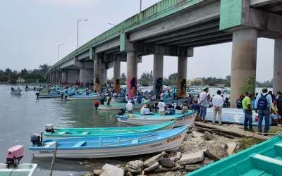 Luego de manifestarse pecadores del norte de Veracruz, obtienen respuesta a peticiones